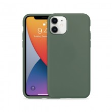 Crong Color Cover - Etui iPhone 11 (zielony)