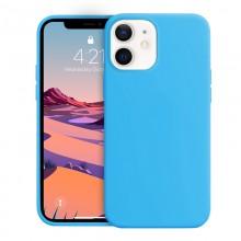 Crong Color Cover - Etui iPhone 12 Mini (niebieski) LIMITED EDITION