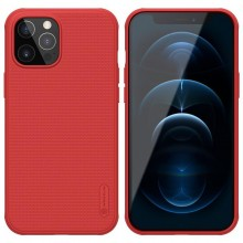 Nillkin Super Frosted Shield Pro - Etui Apple iPhone 12 Pro Max (Red)