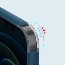 Nillkin Super Frosted Shield Pro - Etui Apple iPhone 12 Pro Max (Deep Green)