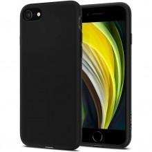 SPIGEN LIQUID CRYSTAL IPHONE 7/8/SE 2020 MATTE BLACK