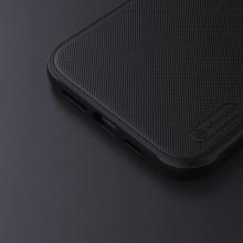 Nillkin Super Frosted Shield Pro - Etui Apple iPhone 12 Pro Max (Black)