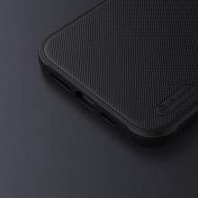 Nillkin Super Frosted Shield Pro - Etui Apple iPhone 12 Mini (Black)