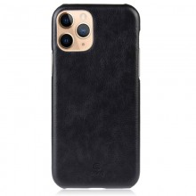 Crong Essential Cover - Etui iPhone 11 Pro Max (czarny)