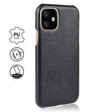 Crong Essential Cover - Etui iPhone 11 (czarny)