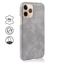 Crong Essential Cover - Etui iPhone 11 Pro (szary)