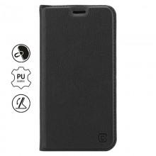 Crong Folio Case - Etui iPhone 11 Pro z klapką na magnes (czarny)