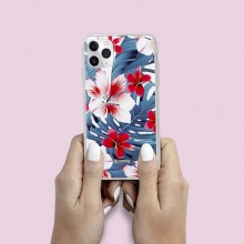 Crong Flower Case – Etui iPhone 11 Pro (wzór 03)