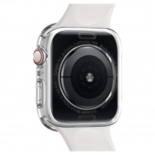 SPIGEN LIQUID CRYSTAL APPLE WATCH 4/5/6/SE (44MM) CRYSTAL CLEAR