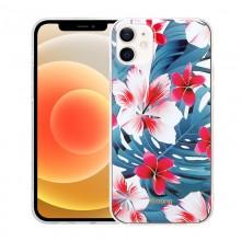 Crong Flower Case - Etui iPhone 12 Mini (wzór 03)