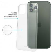 Crong Crystal Slim Cover - Etui iPhone 11 Pro (przezroczysty)