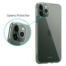 Crong Crystal Slim Cover - Etui iPhone 11 Pro Max (przezroczysty)