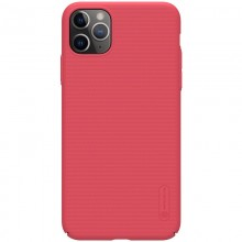 Nillkin Super Frosted Shield - Etui Apple iPhone 11 Pro (Bright Red)
