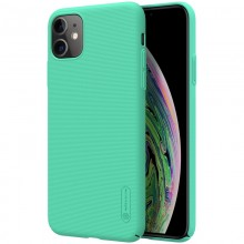 Nillkin Super Frosted Shield - Etui Apple iPhone 11 (Mint Green)