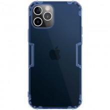 Nillkin Nature TPU Case - Etui Apple iPhone 12 Pro Max (Blue)