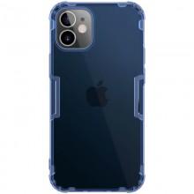 Nillkin Nature TPU Case - Etui Apple iPhone 12 Mini (Blue)