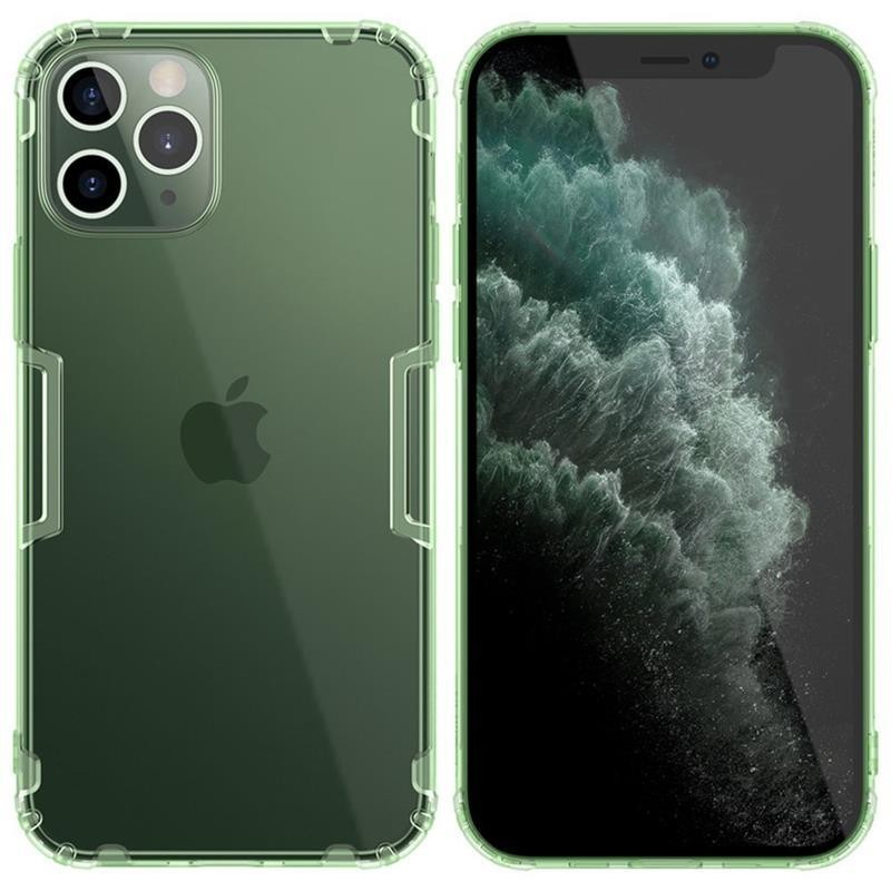 Nillkin Nature TPU Case - Etui Apple iPhone 12 Pro Max (Dark Green)