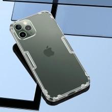 Nillkin Nature TPU Case - Etui Apple iPhone 12 Pro Max (White)