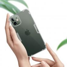 Nillkin Nature TPU Case - Etui Apple iPhone 12 Mini (Grey)