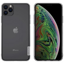 Nillkin Nature TPU Case - Etui Apple iPhone 11 Pro Max (Grey)