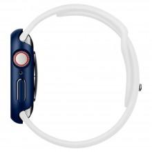 SPIGEN THIN FIT APPLE WATCH 4/5/6/SE (44MM) METALLIC BLUE