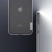 Nillkin Nature TPU Case - Etui Apple iPhone 11 Pro (Grey)