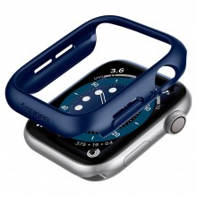 SPIGEN THIN FIT APPLE WATCH 4/5/6/SE (40MM) METALLIC BLUE