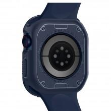 SPIGEN RUGGED ARMOR APPLE WATCH 4/5/6/SE (44MM) NAVY BLUE
