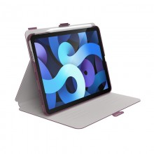 "Speck Balance Folio - Etui iPad Air 4 10.9"" (2020) / iPad Pro 11"" (2020 / 2018) z powłoką MICROBAN w/Magnet & Stand up (Plumberr"
