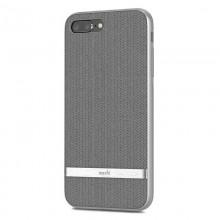 Moshi Vesta - Etui iPhone 8 Plus / 7 Plus (Herringbone Gray)