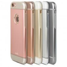 Moshi iGlaze Armour - Etui aluminiowe iPhone 6s Plus / iPhone 6 Plus (Sunset Copper)