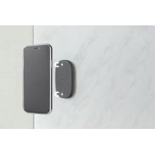 Moshi iGlaze - Etui iPhone XR (system SnapTo) (Powder Blue)