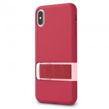 Moshi Capto - Etui iPhone Xs Max (Raspberry Pink)