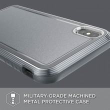 X-Doria Defense Ultra - Pancerne etui iPhone Xs Max (Drop test 4m) (Gray)