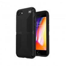 Speck Presidio2 Grip - Etui iPhone SE 2020 / 8 / 7 / 6s z powłoką MICROBAN (Black)