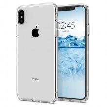 SPIGEN LIQUID CRYSTAL IPHONE XS MAX CRYSTAL CLEAR