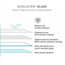 Speck Shieldview Glass - Hartowane szkło ochronne iPhone 11 Pro / Xs / X (Clear)