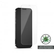 PURO Anti-Bacterial Szkło ochronne hartowane z ochroną antybakteryjną na ekran iPhone 12 / iPhone 12 Pro