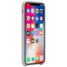 Incase Pop Case - Etui iPhone Xs / X (Clear/Slate)