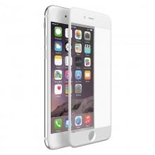 X-Doria ARC Guard - Szkło ochronne 9H na cały ekran iPhone 7 (biała ramka)