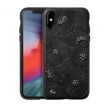 Laut FLORA - Etui iPhone Xs Max (Noir)