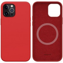 Nillkin Flex Pure Pro Magnetic - Etui Apple iPhone 12 / 12 Pro (Red)