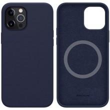 Nillkin Flex Pure Pro Magnetic - Etui Apple iPhone 12 / 12 Pro (Blue)