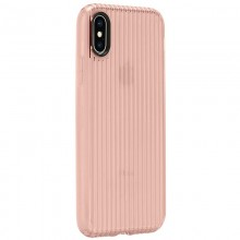 Incase Protective Guard Cover - Etui iPhone Xs / X (Rose Gold)
