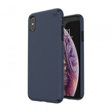 Speck Presidio Pro - Etui iPhone Xs Max (Eclipse Blue/Carbon Black)
