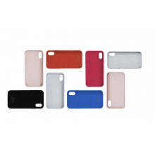 PURO ICON Cover - Etui iPhone Xs / X (czarny) Limited edition