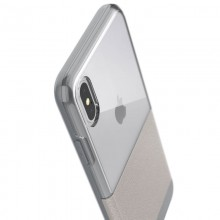 X-Doria Dash - Etui iPhone Xs Max (Cream)