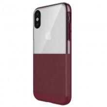 X-Doria Dash - Etui iPhone Xs Max (Burgundy)