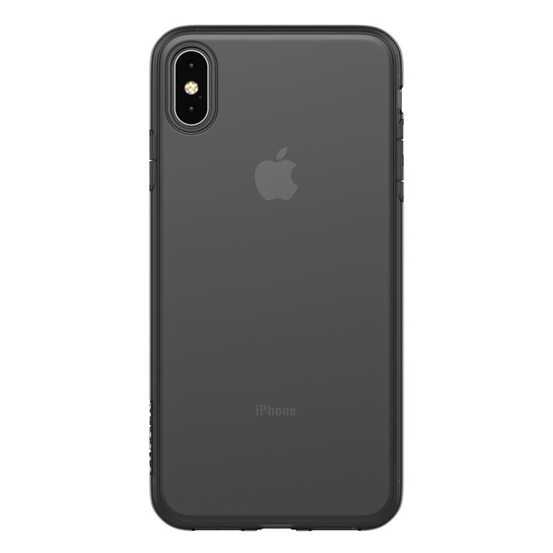 Incase Protective Clear Cover - Etui iPhone Xs / X (Black)