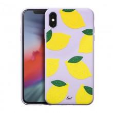 Laut TUTTI FRUTTI - Etui iPhone Xs Max o prawdziwym zapachu owocu (Lemon)